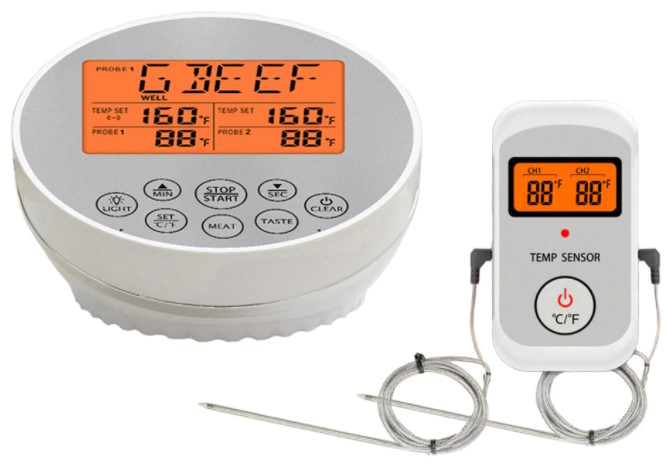 Топ 5 самых лучших термометров для гриля