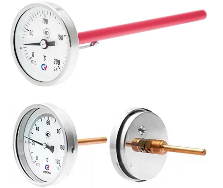 Топ 5 лучших погружных термометров