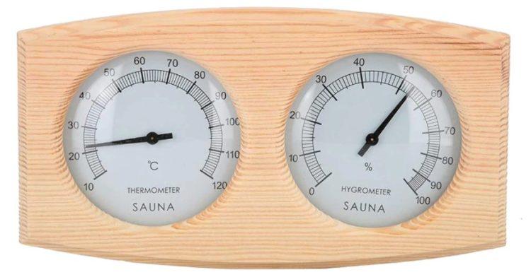 Рейтинг 5 самых лучших термометров для бани