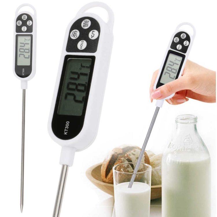 Топ 5 самых лучших градусников для молока