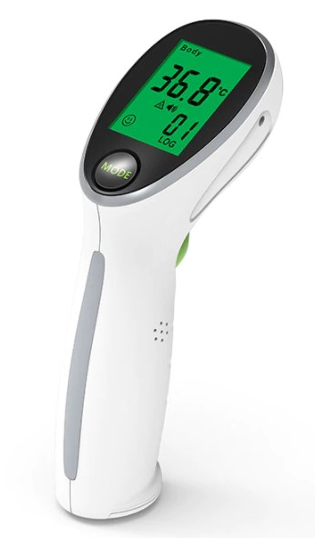 Топ 5 градусников для измерения температуры тела бесконтактных