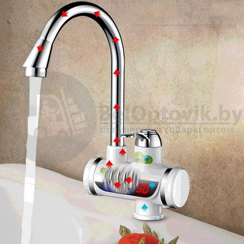 Рейтинг недорогих электрических водонагревателей на Алиэкспресс