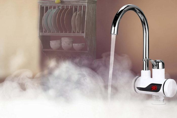 Рейтинг недорогих проточных водонагревателей на Алиэкспресс